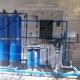 سیستم تصفیه آب مزرعه تولید قارچ